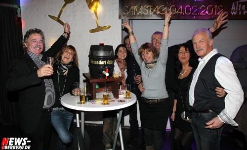 Ü-30 Party Alte Drahtzieherei, Wipperfürth