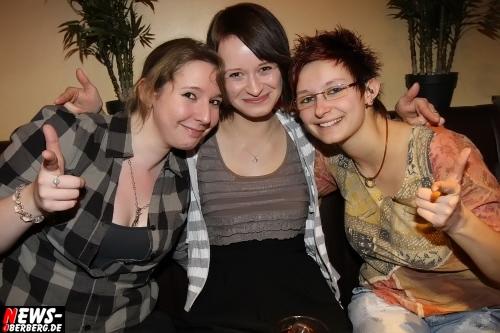 B1 ´Jack Daniels Mens Night´. NEWS-Oberberg.de präsentiert EXKLUSIVE Fotos aus dem B1 in der Gummersbacher City vom Samstag 14.01.2012
