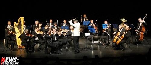 St. Petersburger Sinfonieorchester (russische Orchester Peterhof)