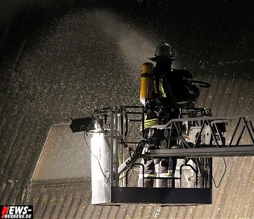 Feuerwehr - Drehleiter aus Gummersbach