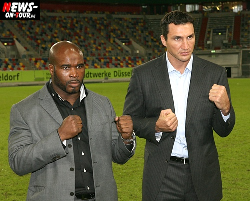 Wladimir Klitschko vs. Jean-Marc-Mormeck