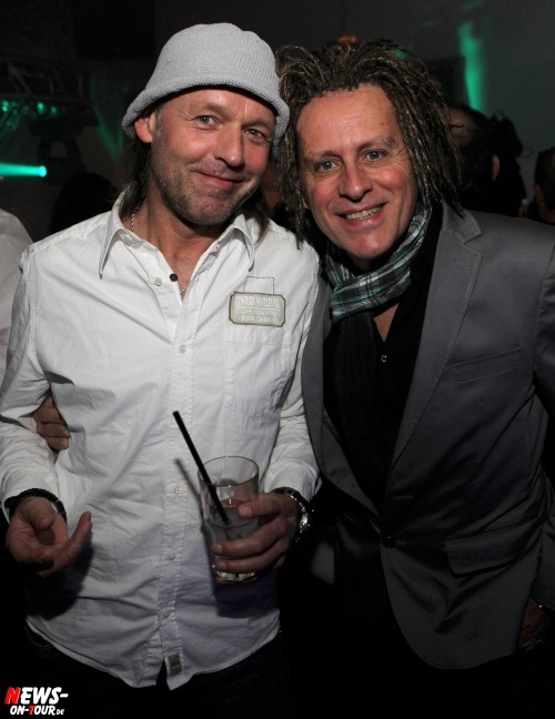 Amaretto und Mike Rötgens