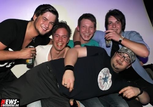 Florian Wolansky, Christian Georgewitsch, Artur Braun, Selcuck Baylan @DKdance Gummersbach