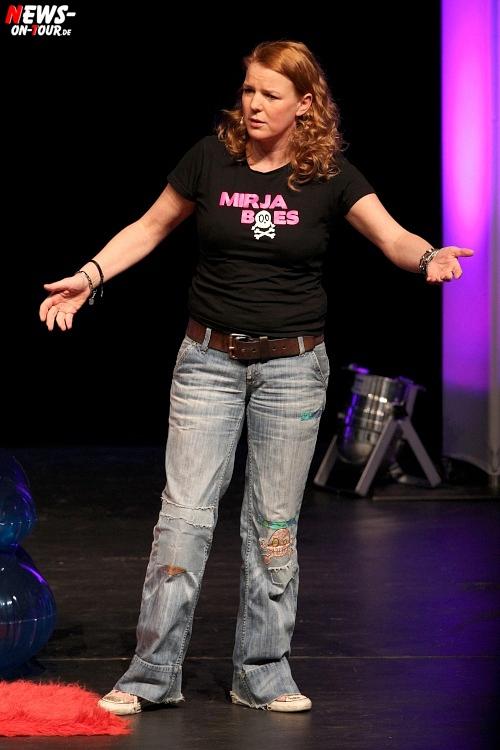 Mirja Boes (Möhre): Deutschlands Comedy Queen nach Babypause wieder voll da! ´Ich doch nicht! Dinge, die ich nie machen wollte´
