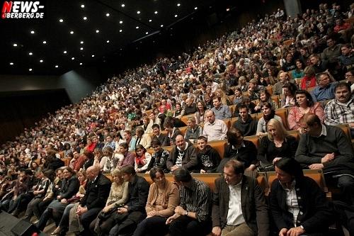 Theater der Stadt Gummersbach Publikum Besucher Tickets