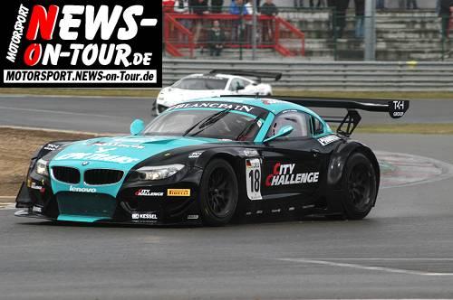 FIA GT World Series: Vita4One-BMW Z4s und Mühlner Porsche gewinnen die Rennen @Zolder (Belgien)