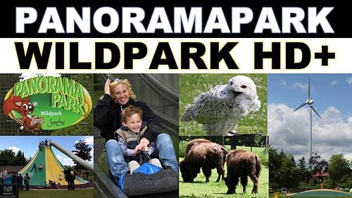 Panoramapark Wildpark 2012   2x HD+ Video Emotions   Kirchhundem im Sauerland 09.06.2012 Bonusvideo Fichtenflitzer (Sommerrodelbahn)
