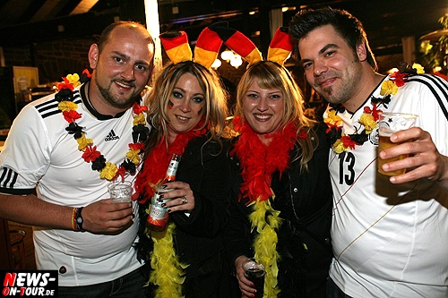 EM 2012: Gomez erlößt Fussball Deutschland! 1:0 (0:0) gegen Portugal. Public Viewing Emotions aus dem B1, den Gummersbacher Stadtterrassen und Fan-Emotions nach dem Sieg aus Gummersbach! Ausnahmezustand in Gummersbach schon beim ersten Gruppenspiel