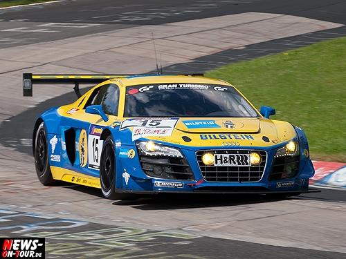 Nürburgring: AUDI holt Sieg und Distanzrekord (über 700 Km) beim 35. RCM DMV Grenzlandrennen im 6. VLN Lauf des Jahres