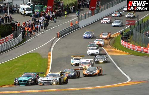 Spa Francorchamps: AUDI gewinnt auch das dritte große 24h Rennen in Europa. Der große Bericht mit vielen Bilder rund ums Rennen