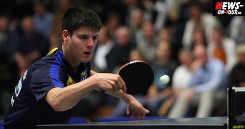 Olympia (London 2012): Dimitrij Ovtcharov gewinnt Bronze im  Herren-Tischtennis Einzel