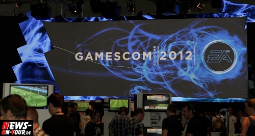 gamescom 2012: Unterhaltung Pur!! Mehr als 275.000 Besucher feierten in Köln auf der weltgrößten Messe für interaktive Unterhaltungselektronik! (Bonus 9x HD-Videos)