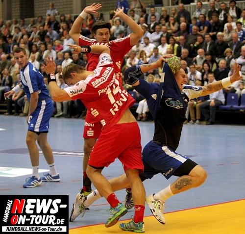 Handball: (Final Update!) VfL Gummersbach besiegelt mit einem Krimifinale den ersten Heimspielsieg in der neu gestalteten Eugen Haas Sporthalle. Mit 29:27 unterlag TUSEM Essen in Oberbergs Kreisstadt und musste die Segel streichen