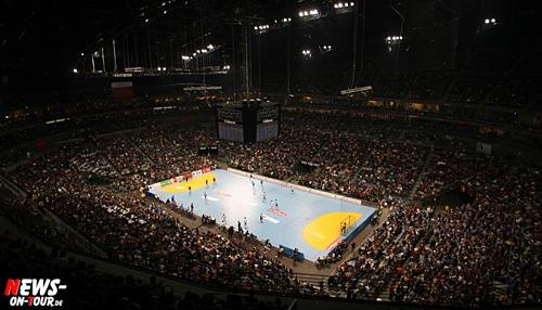 Handball: VfL Gummersbach rudert zurück! Spielortverlegung gegen SC Magdeburg (8. Dezember 2012). Von Köln (LANXESS ARENA) nach Gummersbach. Die Einzelheiten!!