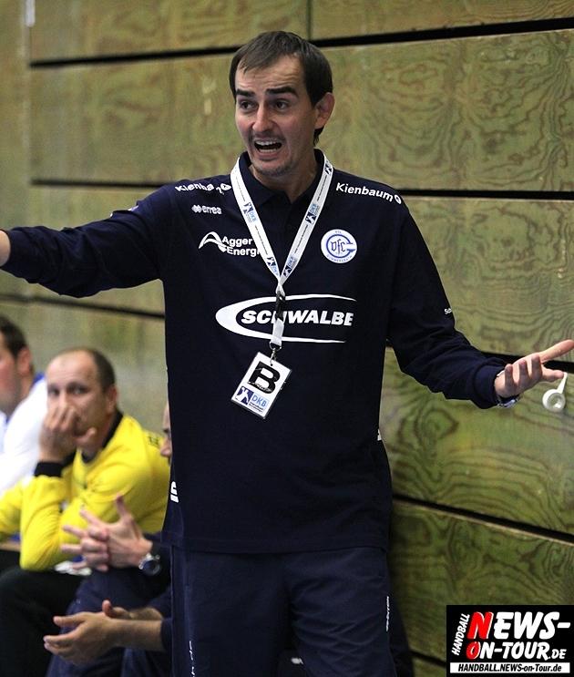 Emir Kurtagic (Trainer VfL Gummersbach)