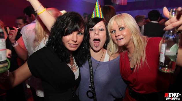 Silvester Party New Year Frohes Neues Disco Club 2012 2013 2014 2015