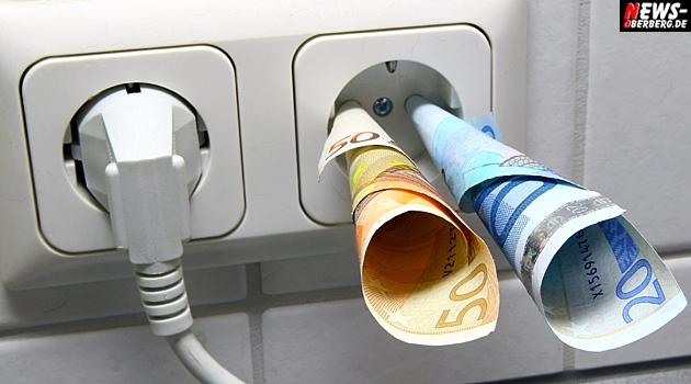 Strom sparen - Stromrechnung
