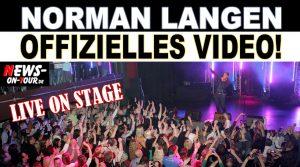 Mein Engel (HD-Video) mit Norman Langen (Live). Sensationeller Chart-Einstieg!