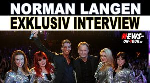 Exklusives Interview mit Norman Langen (HD-Video) Backstage @CD Release Party: 100 Prozent Norman