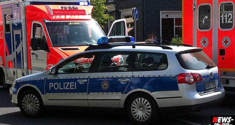 Bergneustadt: Kind (9) wurde von Pkw erfasst | Schwer verletzt | Oberbergischer Kreis | Mit TV-Beitrag!