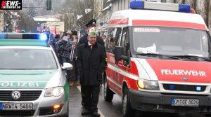 Rosenmontag im Oberbergischen: Die Polizei-Bilanz!