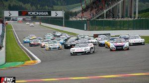 ADAC GT Masters (1. Lauf): Volles Wetterprogramm in den Ardennen. Sieg für Verdonck / Kechele | Spa-Francorchamps