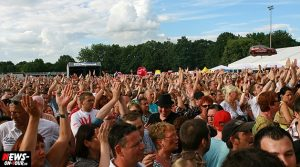 Bergheim Ole 2013: Party der Superlative am Sa. 29.06. im Lukas Podolski Sportpark | Mehr als 12 Stunden Partyprogramm | Update: Auftrittsplan