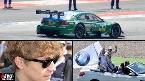 BMW-Doppelsieg beim DTM Auftakt in Hockenheim mit Augusto Farfus und Dirk Werner