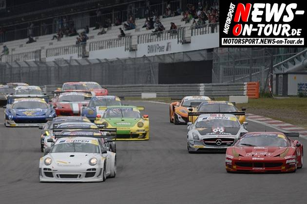 Int. GT Open Nürburgring 2012