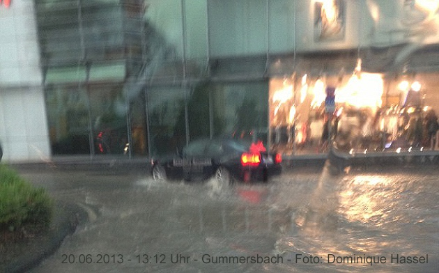 Stromausfall Gummersbach