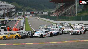 ADAC GT Masters geht auf dem Sachsenring in die dritte Runde