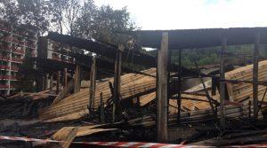 Brand Holz Irle (Gummersbach): 1 Mio. Euro Sachschaden! Der Tag danach   Neuigkeiten   Fotos   Video   Oberbergischer Kreis