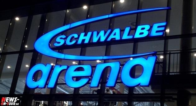 Schwalbe Arena Logo
