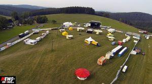 Olpe Ole 2013: Fotos vom Aufbau in Fahlenscheid. Mutter der Ole-Events gibt sich am Sa. 31.08.2013 die Ehre