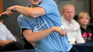 ITTF WORLD TOUR: Hungarian Open (Tischtennis) GUTER START für Benedikt Duda in seinem erstem World-Tour-Turnier 2014