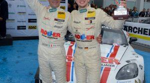 ADAC GT Masters 2013: Lambda Ford siegt erneut! Meisterschaft für Callaway Competition | Hockenheim
