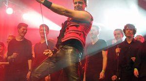 Live-Rock vom Feinsten! 1.600 Zuschauer beim NACHTFLUG Christmas Rock in der Lüdenscheider Schützenhalle | Mit Video!