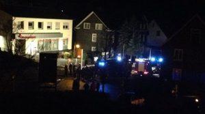 Reichshof-Eckenhagen: (Update) Panzerknacker unterwegs! Explosion in Geldinstitut! Geldautomat gesprengt. BMW gesucht | Oberbergischer Kreis