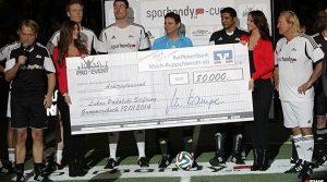 Sparhandy-Cup Gummersbach Nachlese: 80.000 Euro erspielt! Gewinner der Dubai-Reise steht endlich fest