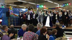 Karneval im Oberbergischen Kreis: 2. Tollitäten Treff (SB Handeslhof Gummersbach) | Mit Videos