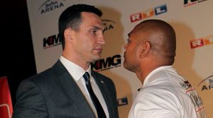 RTL Boxen: KlitschK.O. – Die Mission! Wladimir Klitschko vs. Alex Leapai am 26. April