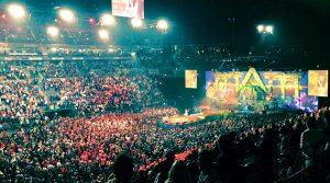 Sold-out-Award: 17.000 Schlager Fans! Andrea Berg füllt die Kölner Arena bis auf den letzten Platz