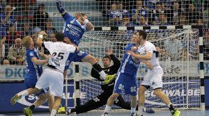 Handball-Knüller auf Augenhöhe! VfL Gummersbach gegen MT Melsungen | Schwalbe Arena