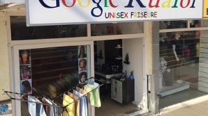 Google Kuaför! Steigt Google nun in die Welt der Friseure ein? | Foto des Tages!