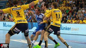 Sensationelles Handball Saison-Finale! VfL Gummersbach macht THW Kiel zum Deutschen Handball-Meister