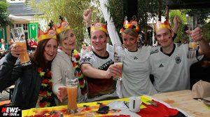 PUBLIC VIEWING GUMMERSBACH: Tolle Stimmung zum 4:0 WM-Sieg gegen Portugal | Stadt Terrassen Gummersbach
