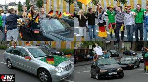 Deutschland ist aufgewacht! 4:0 gegen Portugal! WM2014 Video FanEmotions / Autocorso GER-POR | Gummersbach (Oberberg)