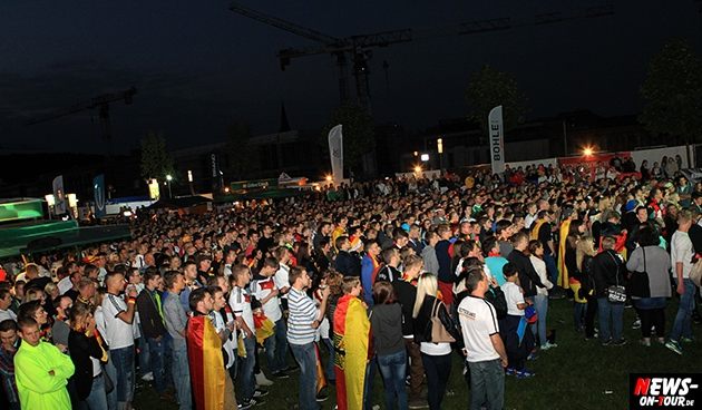 Public Viewing Gummersbach