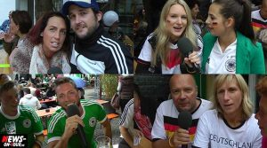 #WM2014 Video-Umfrage/Prognose: GER-GHA | #Deutschland gegen #Ghana Sa. 21.06.2014