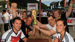 #WM2014 – Heute vor 24 Jahren wurde Deutschland Fußball Weltmeister! Gutes Omen fürs Halbfinalspiel gegen Brasilien